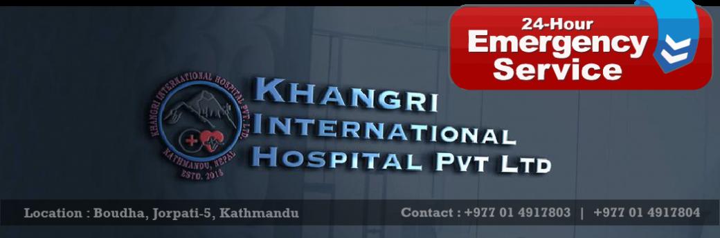 Khangri International Hospital